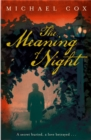 The Meaning of Night - Book