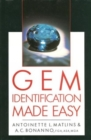 Gem Identification Made Easy : A Hands-on Guide to More Confident Buying and Selling - Book