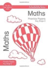 Key Stage 2 Maths Practice Papers - Book