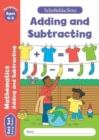 Get Set Mathematics: Adding and Subtracting, Early Years Foundation Stage, Ages 4-5 - Book
