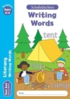 Get Set Literacy: Writing Words, Early Years Foundation Stage, Ages 4-5 - Book