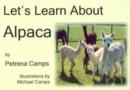Let's Learn About Alpaca - Book