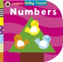 Baby Touch: Numbers - Book