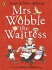 Mrs Wobble the Waitress - Book