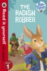 Peter Rabbit: The Radish Robber - Read it yourself with Ladybird : Level 1 - Book