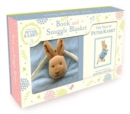 Peter Rabbit Book and Snuggle Blanket - Book