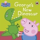 Peppa Pig: George's New Dinosaur - Book