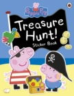 Peppa Pig: Treasure Hunt! Sticker Book - Book