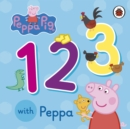Peppa Pig: 123 with Peppa - Book