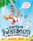 Captain Falsebeard in a Wild Goose Chase - Book