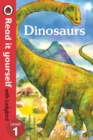 Dinosaurs - Read it yourself with Ladybird: Level 1 (non-fiction) - Book