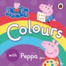 Peppa Pig: Colours - Book