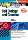 Crash Course Cell Biology and Genetics Updated Print + eBook edition - Book