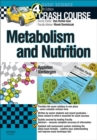 Crash Course: Metabolism and Nutrition Updated Edition: E-Book - eBook