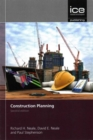 Construction Planning - Book