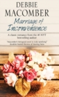 Marriage of Inconvenience - Book