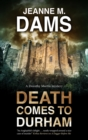 Death Comes to Durham - Book