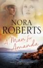 A Man for Amanda - Book