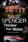 Thicker Than Water : A British Police Procedural Set in 1970s - Book
