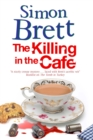 Killing in the Cafe - Book