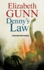 Denny's Law : A Sarah Burke Police Procedural - Book