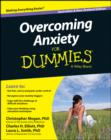 Overcoming Anxiety For Dummies - Australia / NZ - eBook