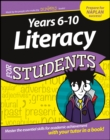 Years 6-10 Literacy For Students - eBook