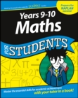 Years 9 - 10 Maths For Students - eBook