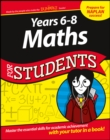 Years 6 - 8 Maths For Students - eBook