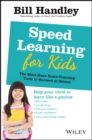 Speed Learning for Kids - eBook
