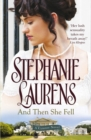 And Then She Fell - eBook