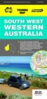 South-West Western Australia Map 682 5th ed - Book