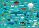 Ocean Life 1000pc Family Puzzle - Book