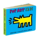 Keith Haring Pop Art 123! - Book