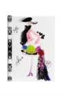 "Christian Lacroix Croquis Fashion Sketch A6 6"" X 4.25"" Softcover Notebook - Book"