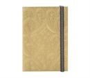 "Christian Lacroix Gold A6 6"" X 4.25"" Paseo Notebook - Book"