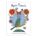 Avian Friends Coloring Postcards - Book