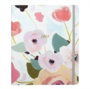 Painted Petals 2018 Dated Planner - Book