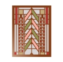 Frank Lloyd Wright Tree Of Life Large Embellished Notecards - Book