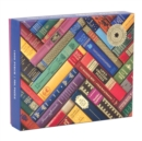 Phat Dog Vintage Library 1000 Piece Foil Stamped Puzzle - Book