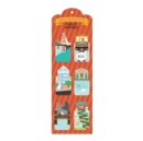 San Francisco Magnetic Bookmarks - Book