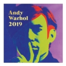 Andy Warhol 2019 Wall Calendar - Book