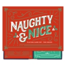 Naughty & Nice Playing Card Set - Book