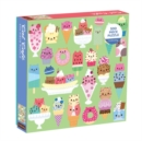 Cat Cafe 500 Piece Puzzle - Book