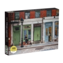 Vincent Giarrano: New York, New York 1000 Piece Puzzle - Book