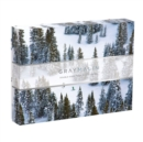Gray Malin The Snow Two-sided Puzzle - Book