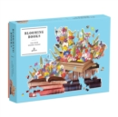 Blooming Books 750 Piece Shaped Puzzle - Book