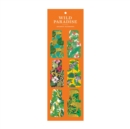 Wild Paradise Magnetic Bookmark - Book