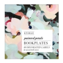 Painted Petals Book Of Labels - Book