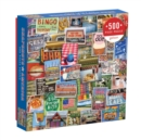 Snapshots of America 500 Piece Puzzle - Book